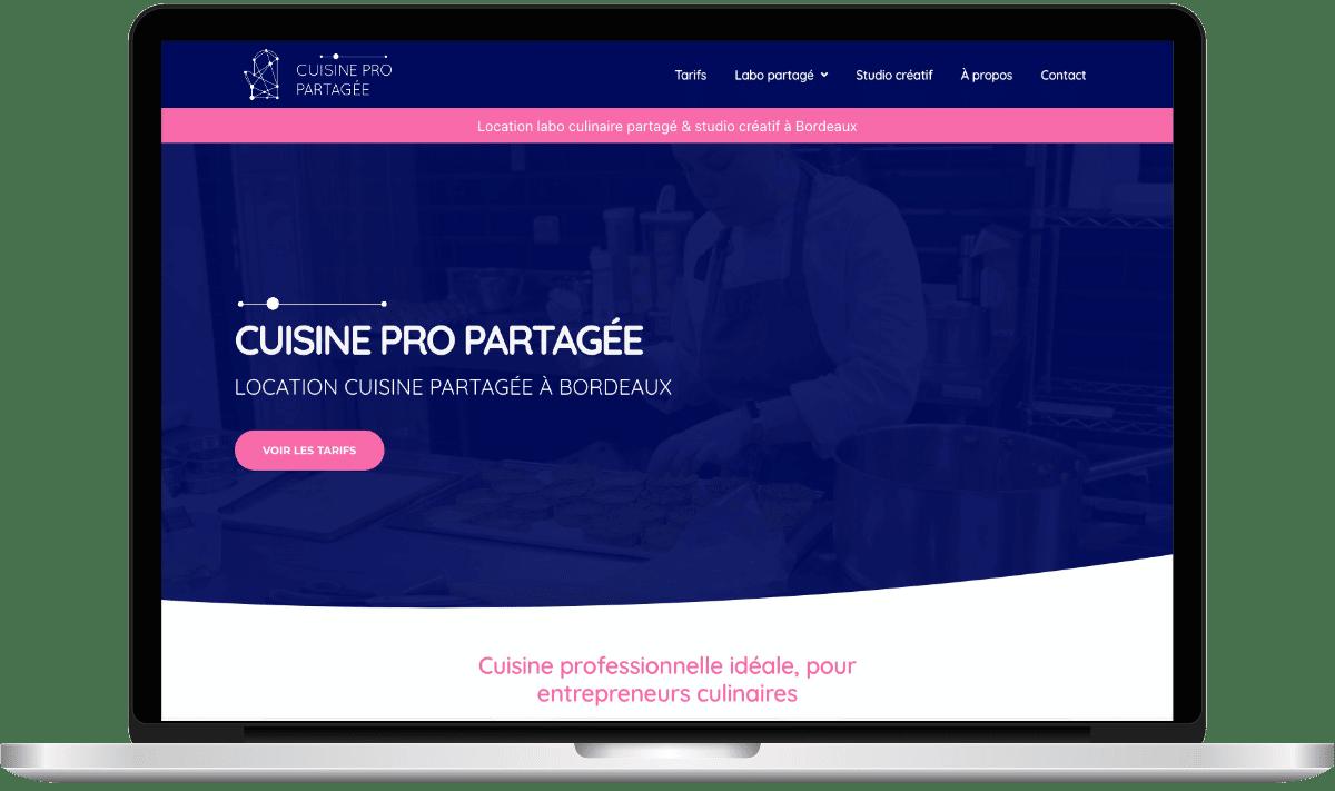 site-cuisine-pro-partagée